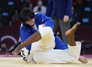 柔道女子の浜田尚里が金メダル 激戦の78キロ級制す 画像1