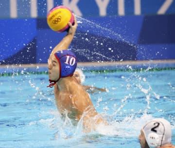男子日本、3連敗で1次L敗退 水球・29日 画像1