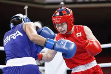 女子フライ級、並木が8強入り ボクシング・29日 画像1