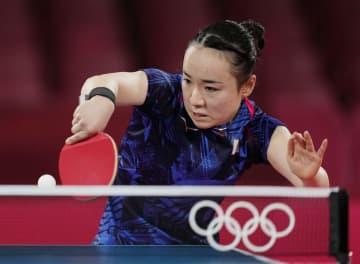 卓球、伊藤美誠が銅メダル 女子シングルスで日本勢初 画像1