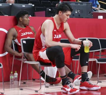 日本男子は2連敗、1次リーグ バスケットボール・29日 画像1