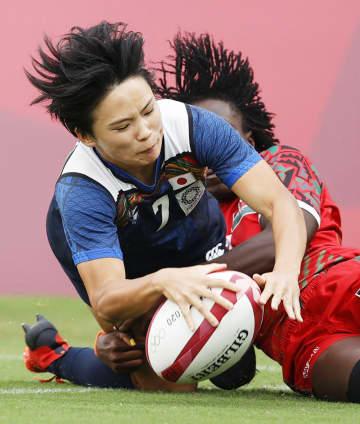 女子日本は11、12位決定戦へ ラグビー7人制・30日 画像1