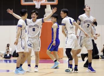 バスケ男子は中部大第一が初V 全国高校総体第6日 画像1