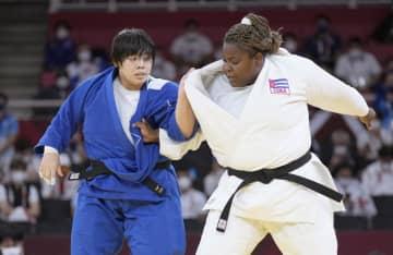 柔道女子、素根輝が金メダル 最重量級4大会ぶりV 画像1