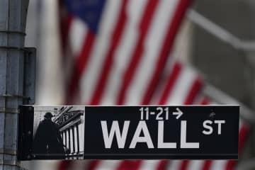 NY株反落、149ドル安 アマゾン急落で心理悪化 画像1