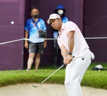 松山英樹は2打差の3位 ゴルフ・31日 画像1