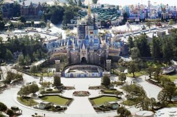 ディズニー、宣言下でも営業 入園制限と時短は継続 画像1