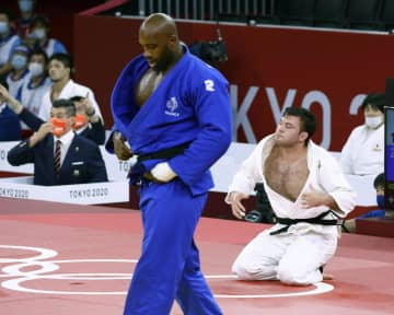 柔道の混合団体は銀メダル 決勝でフランスに敗れる 画像1