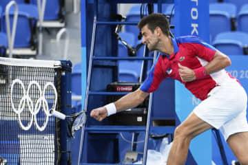 ジョコビッチ「一切後悔ない」 テニス男子、パリ五輪に前向き 画像1