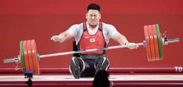 山本俊樹は記録なし 重量挙げ・31日 画像1