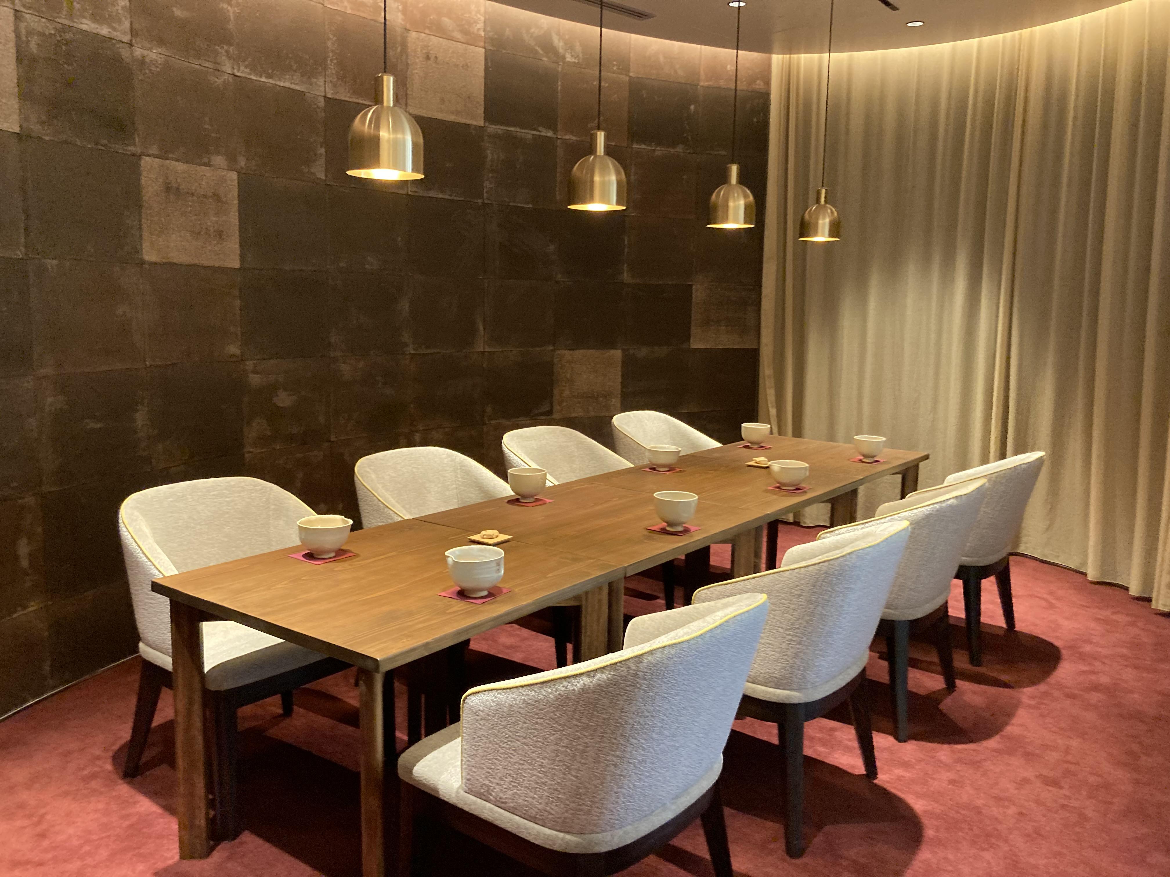 Restaurant & Bar「TOKi」の個室