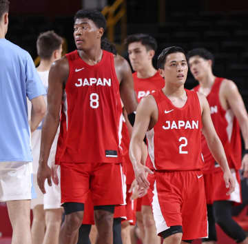 日本男子、全敗で1次リーグ敗退 バスケットボール・1日 画像1