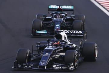 角田は自己最高タイ7位 F1ハンガリーGP決勝 画像1