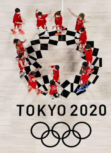 日本女子は準々決勝進出 バスケットボール・2日 画像1