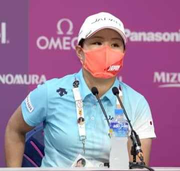 畑岡奈紗「ゴルフからメダルを」 4日開始、稲見萌寧も意気込み 画像1