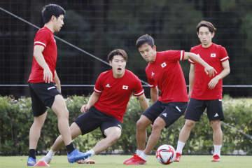 サッカー日本、3日にスペイン戦 準決勝、勝てばメダル確定 画像1