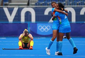 インド、英国など準決勝へ ホッケー・2日 画像1