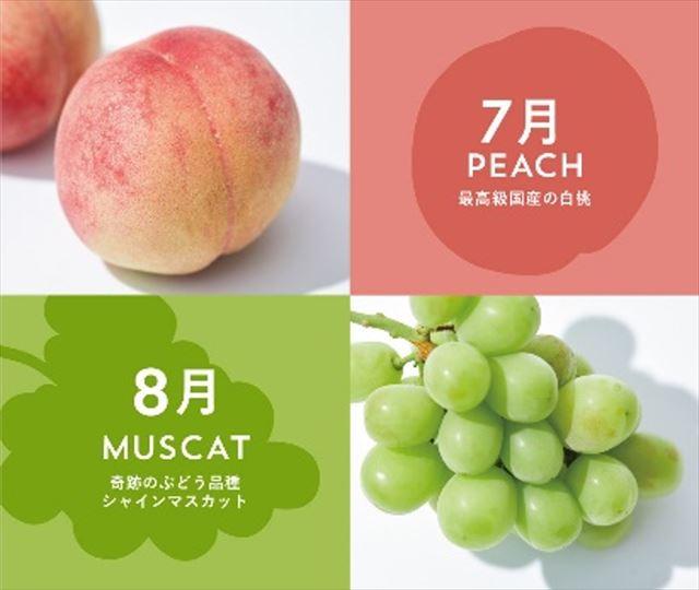 【1日20食】山梨県産『白桃』をまるごと堪能!「奇跡のパンケーキ 甘熟白桃」 画像2