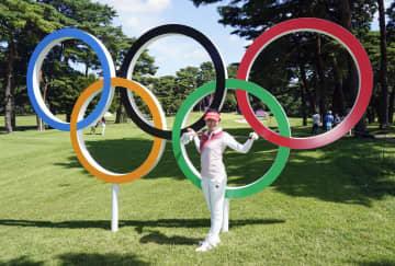 畑岡と稲見が最終調整 ゴルフ女子前日 画像1