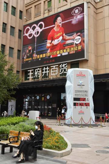 東京五輪を教訓にコロナ対策強化 北京開幕まで半年 画像1