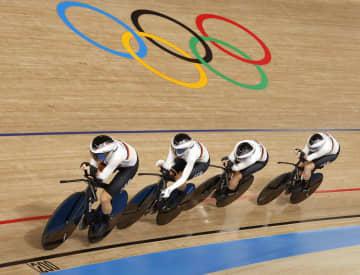 ドイツ、団体追い抜きで世界新 自転車・3日 画像1