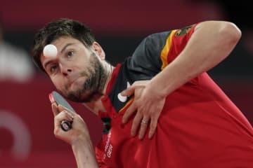 卓球男子、独が日本との準決勝へ リオでは敗れ「集中している」 画像1