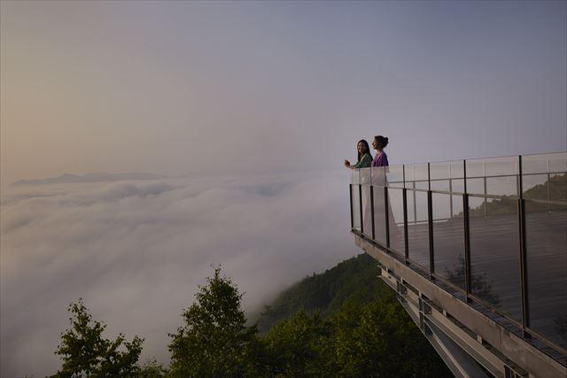 【星野リゾート トマム】「雲海テラス」リニューアルオープン!絶景をより間近に 画像2