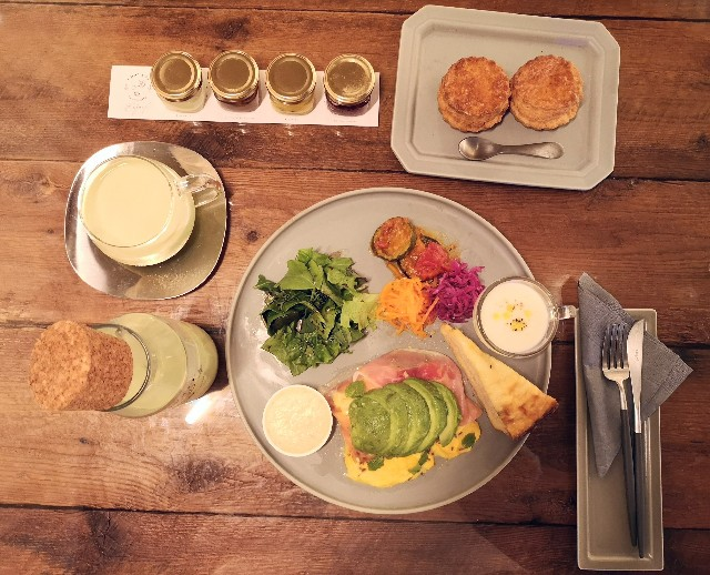 スコーンからブランチまでそろうティーラテ専門店「CHAVATY TEA AND SALON」が本厚木ミロードにオープン【実食ルポ】 画像6