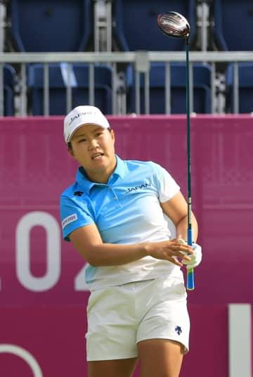 畑岡と稲見は16位、笹生47位 ゴルフ・4日 画像1