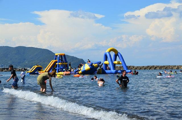 海と温泉を満喫!静岡県・伊東市の4つの海水浴場がオープン 画像2
