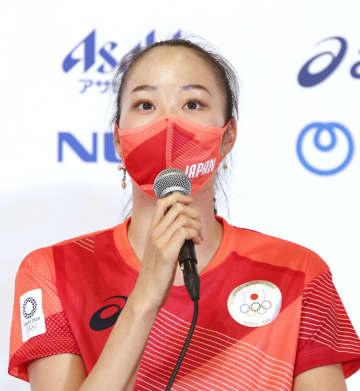 杉本主将「まばたきせずに見て」 新体操日本代表が入村会見 画像1
