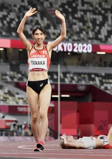 田中希実、日本新で決勝進出 陸上・4日 画像1