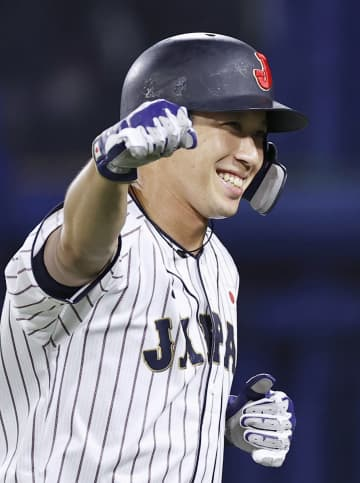日本、韓国下し決勝進出 野球・4日 画像1