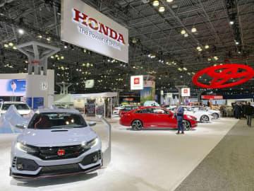 NY国際自動車ショー中止 コロナ再拡大で断念 画像1