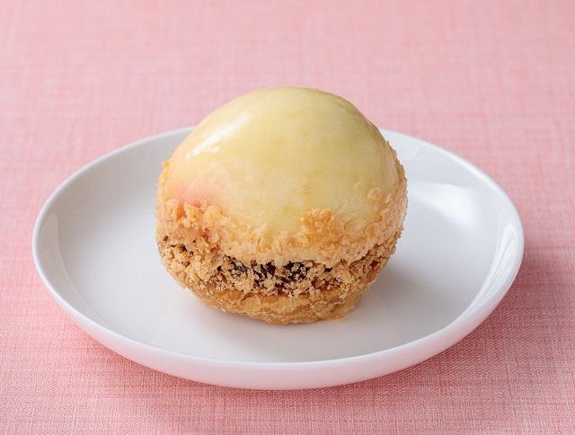 マリトッツォにフルーツサンド!福島県の桃を味わう限定メニューがデパ地下に 画像8