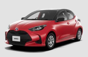 トヨタのヤリス2カ月ぶり首位 7月販売、低燃費で人気 画像1