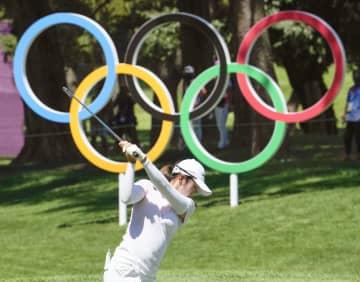 稲見6位に浮上、畑岡は11位 ゴルフ・5日 画像1