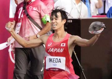 競歩で池田が「銀」、山西「銅」 今大会、日本陸上初メダル 画像1