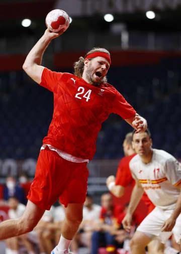 フランスとデンマークが決勝へ ハンドボール・5日 画像1
