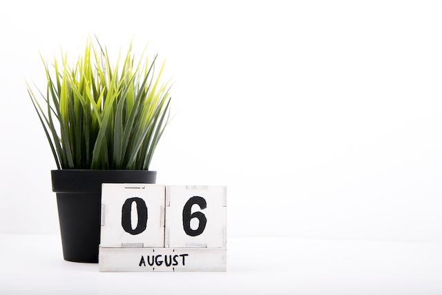 今日は何の日?【8月6日】 画像1