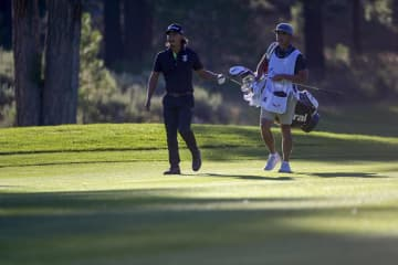 米男子ゴルフ、小平は43位発進 バラクーダ選手権、第1日 画像1