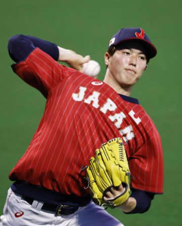 野球の決勝、日本は森下が先発 金メダル懸け7日に米国戦 画像1