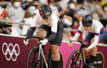 スプリント小林優香は敗退 自転車・6日 画像1