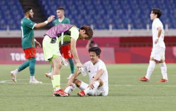 日本、メキシコに完敗し4位 サッカー男子・6日 画像1