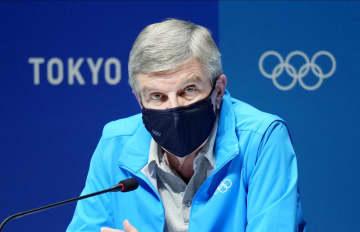 バッハ会長、五輪は「成功」 「日本人は受け入れた」 画像1