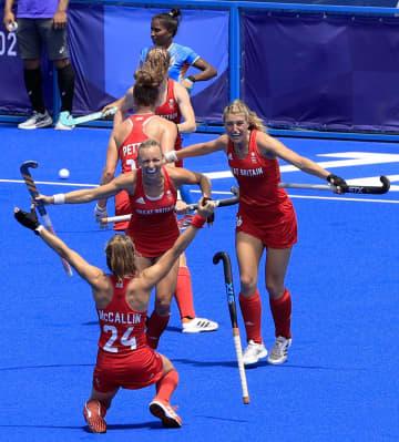 オランダ、2大会ぶり4度目の金 ホッケー女子・6日 画像1