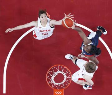 日本が決勝進出、初のメダル獲得 バスケットボール・6日 画像1