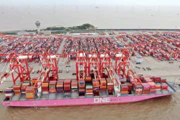 中国、7月の輸出19%増 外需回復が持続 画像1