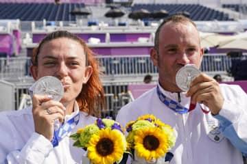 3カ国、五輪で初メダル 獲得国総数は前回上回る 画像1