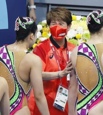 井村雅代氏「五輪はこれが最後」 メダルなし、AS代表HC退任へ 画像1